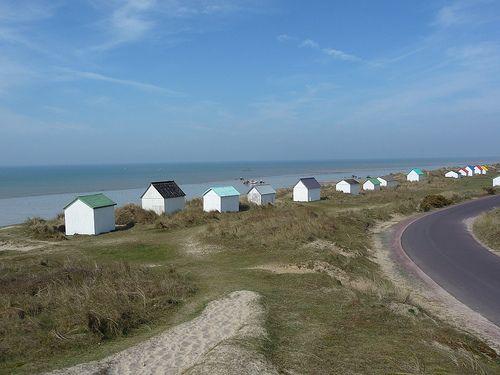 les cabines de plage gouville sur mer cabanes de plage pinterest. Black Bedroom Furniture Sets. Home Design Ideas