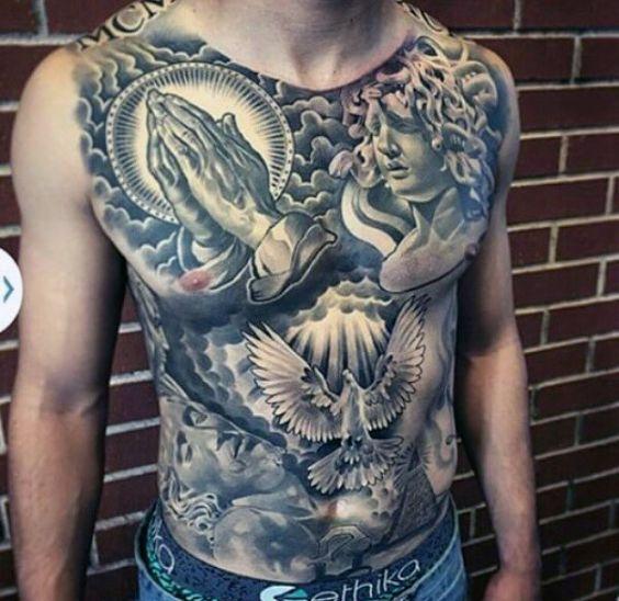 Las 5 Mejores Ideas Para Tatuajes De Cuerpo Completo Tatuajes En