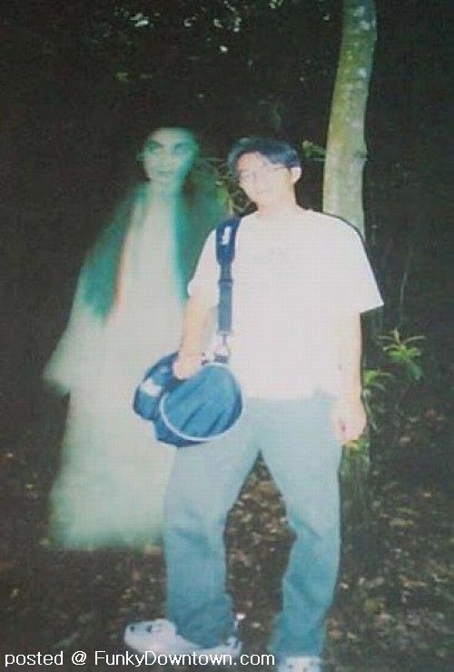 Real Ghost Photos, 10 Years And Popular On Pinterest