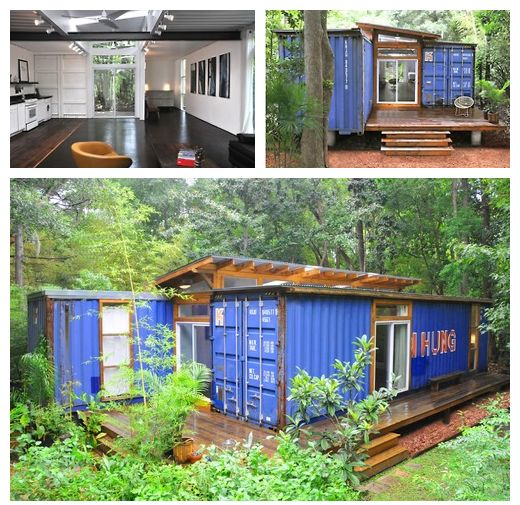 Shipping Containers, Shipping Container Homes And