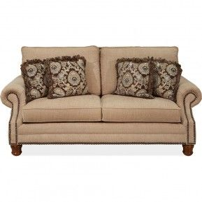 Beau MAYO AUSTIN WHEAT LOVESEAT   SOFA, COUCH, LOVE SEAT | Gallery Furniture    Houston