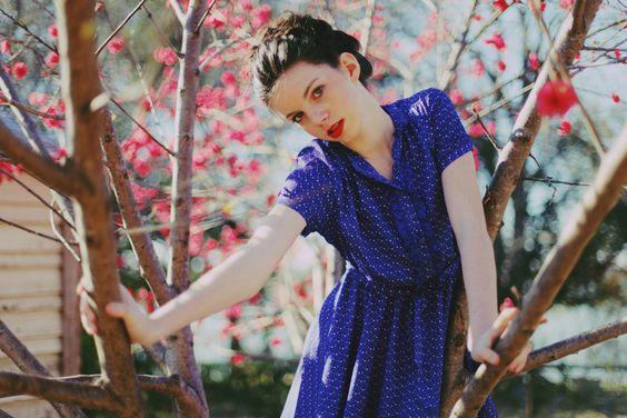 Ann He - in bloom