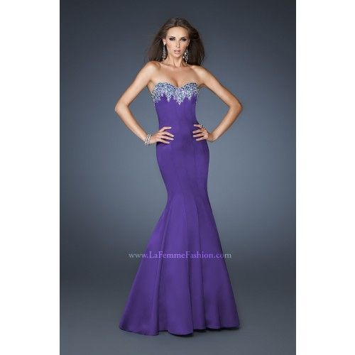 La Femme Prom Dresses 2014- Call CC's Boutique today for more information (813)877-2410 http://www.tampabridalshops.com/tampa-prom-dresses.html