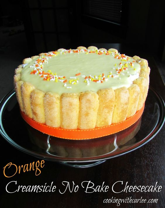 expect in a creamsicle. Creamy vanilla filling with a bright citrus ...