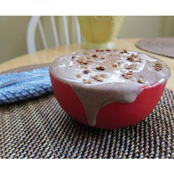 Cocoa Overload Smoothie Bowl - Smoothie Recipes: 12 Homemade Alternatives to the Ice Cream Truck - Shape Magazine