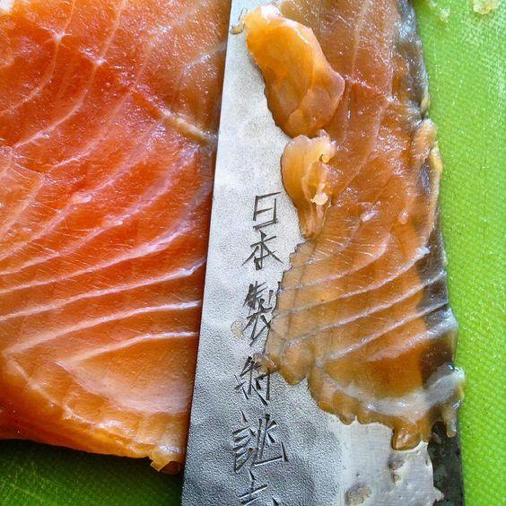 Fumoir - Recette de saumon fumé à froid - MaitreFumeur.com