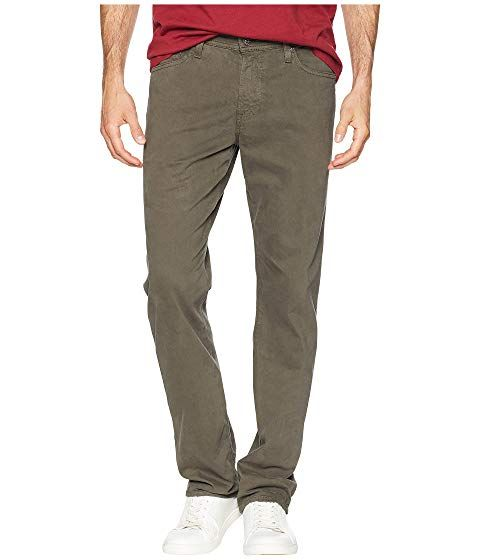 AG Adriano Goldschmied Mens The Graduate Tailored Leg Sud Pant