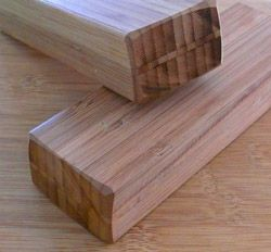 Bambus-Unterkonstruktion
