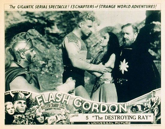 Flash Gordon - Serial