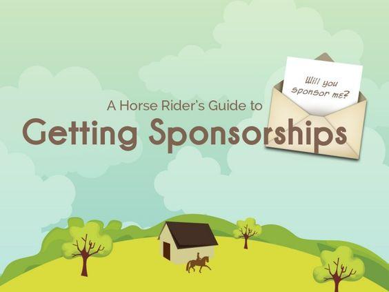 #horseriders #gettingsponsorhip http://www.slideshare.net/thegreatadventurer/a-horse-riders-guide-to-getting-sponsorships