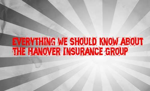 The Hanover Insurance Group Is The Oldest Business In The United