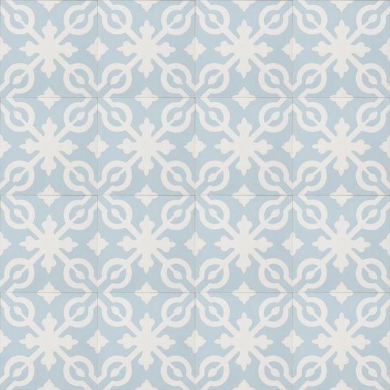 webshop -> zementfliesen -> VN Azule 09 S13 - Designfliesen
