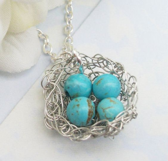 Handcrafted Little Rustic Nest  Genuine by Kikiburravictoriana, $18.50