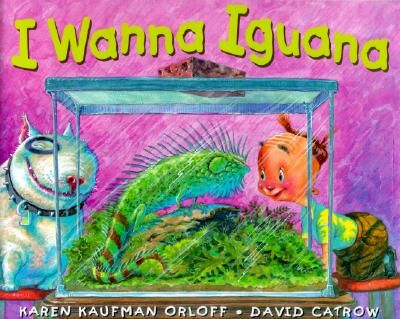 I Wanna Iguana is a great book for teaching letter writing or persuasive writing.