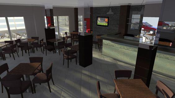 Salon de thé M8