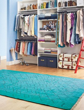 organize to see it or you'll forget you have it!: