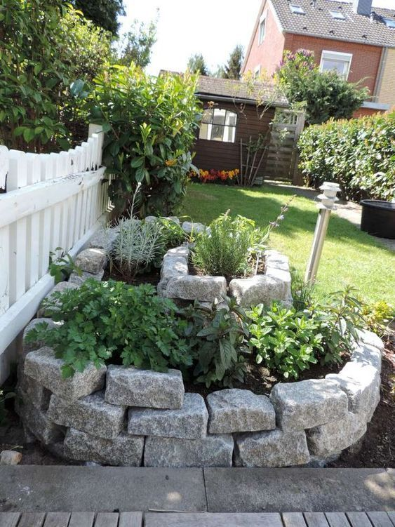 How To Plant Spiral Herbal Gardens Correctly List With Suitable Plants And Planting Plans Herb Garden Design Patio Herb Garden Vegetable Garden Design