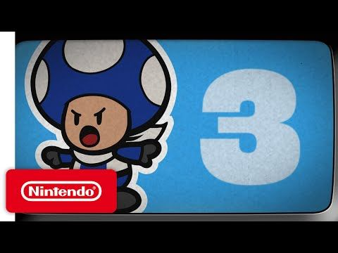 Paper Mario: Color Splash – Rescue V: Episode 3 - YouTube