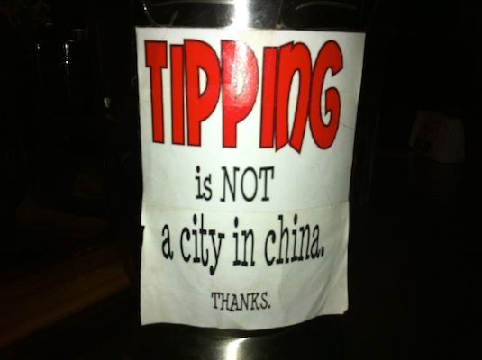 Tip jars, Bartenders and Image search on Pinterest