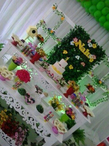 Jardim das flores