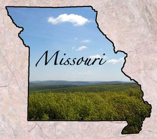 Missouri -   State Nicknames: Show Me State • Gateway to the West • Home of the Blues         State Motto: Salus populi suprema lex esto   (The welfare of the people shall be the supreme law)