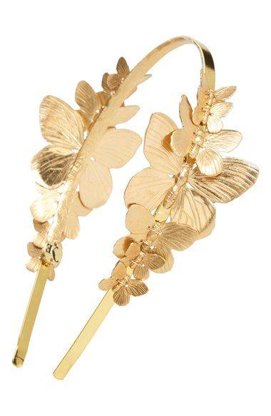 Eugenia Kim 'Venus' Butterfly Headband
