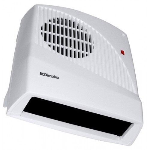 Dimplex Bathroom Downflow Wall Fan Heater 2kw with Neon Indicator & Pull  Cord