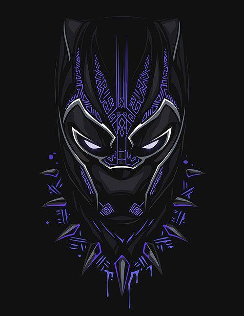 Prints For Indiwid Marvel Pt 2 Black Panther Black Panther Marvel Black Panther Art Marvel Heroes Black panther wallpaper cave download