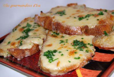 Les gourmandises d'Isa: WELSH RAREBIT
