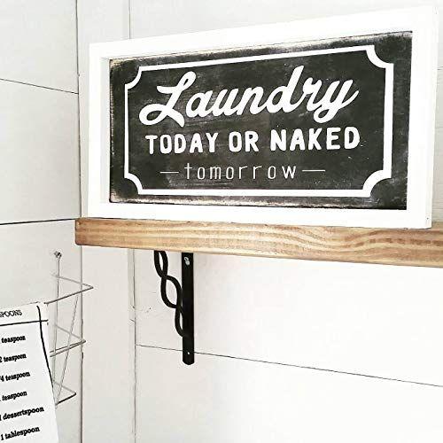 Amazon Com Farmhouse Laundry Decor Laundry Sign Laundry Room
