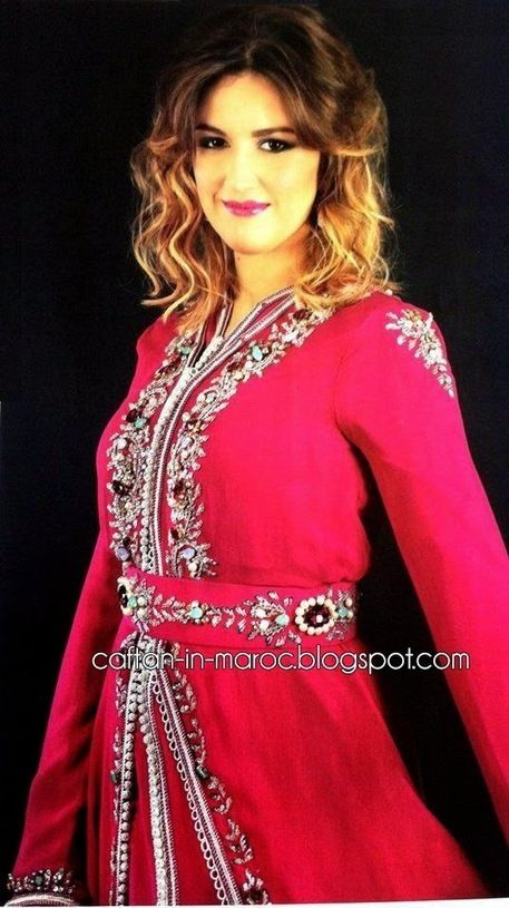 Caftan marocain couture boutique and haute couture on for Haute couture boutique
