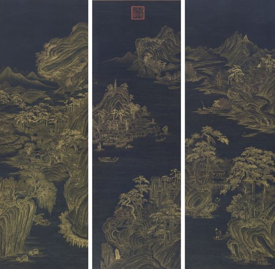 Attributed to Zhang Ruocheng | Lot | Sotheby's