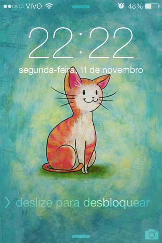 #22 : 22 #gatinho