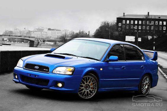 Rare Subaru Legacy STi S401