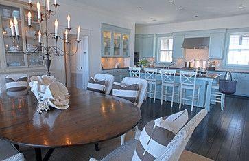nautical kitchen accessories | 77,591 coastal cottage Home Design Photos