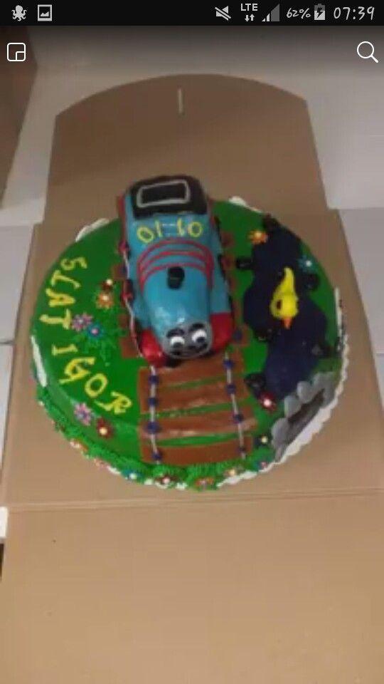 Tomek I Przyjaciele 5 Urodziny Cake Desserts Food