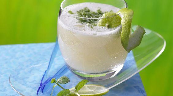 Rezept: Limetten-Ingwer-Cocktail