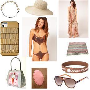 beach girl jewels - Google Search