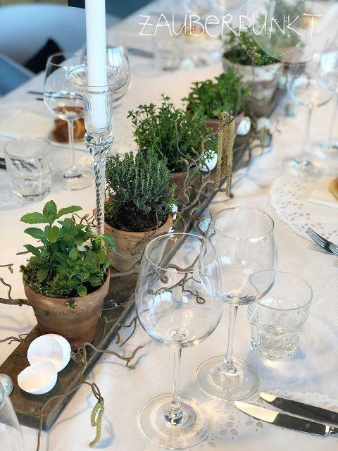 Tischdekoration Fruhling Tischdekoration Dekoration Tisch Dekorieren