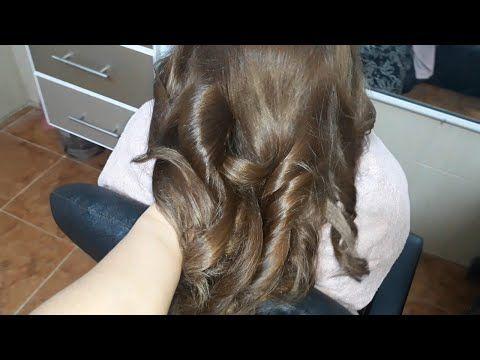 شعرك كحل غامق جربي هاد الميلونج و تحصلي على عسلي فاتح جدا بدون ديكاباج Youtube Long Hair Styles Hair Styles Beauty