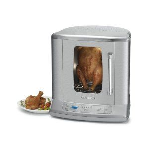 Check out this cool rotisserie