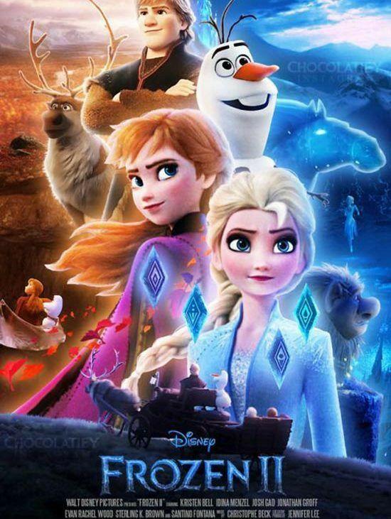 Por Que Frozen Ii Deve Ser Um Sucesso Em 2020 Com Imagens
