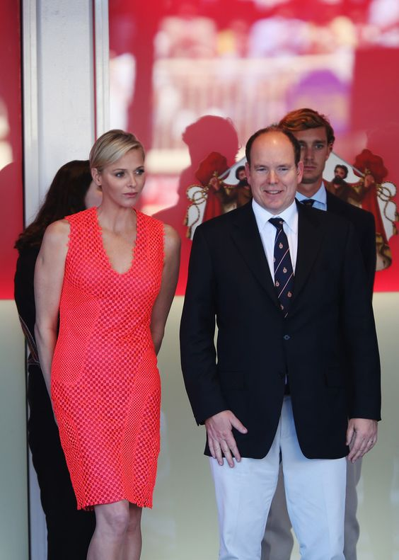 Charlene of Monaco Pictures - F1 Grand Prix of Monaco - Zimbio