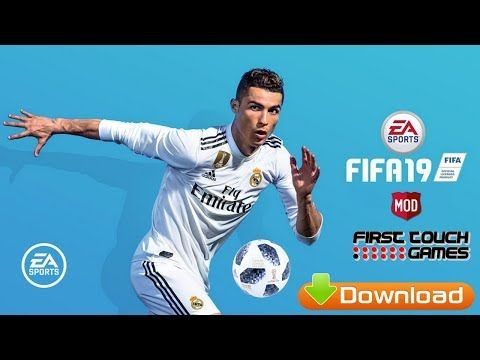 Fifa 19 Mod Fts Offline Android Game Download Youtube Fifa Download Games Fifa Games