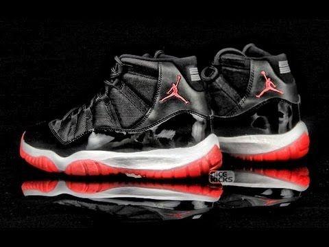 Jordan Retro 11 Bred Authentics free shipping,here http://www.hiphopnp.com/