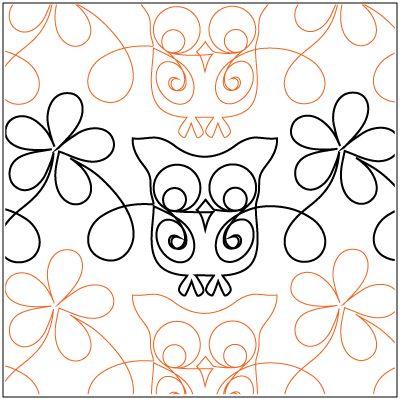 Urban Elementz: Hedwig the Owl