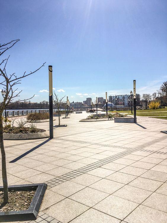 Стоит ли посещать Калининград в мае?