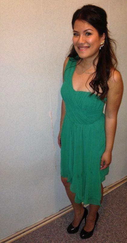 Oneshoulder dress