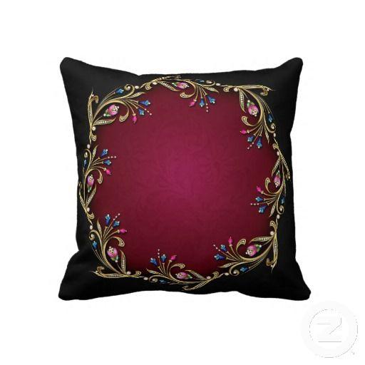 Fancy 8 Pillow