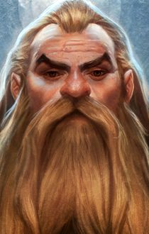 Some Dwarf Portraits - Pillars of Eternity: General ... |Dwarf Male Portrait